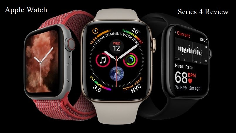 Apple Watch Series-4 Review