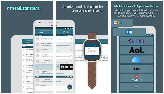 mail droid