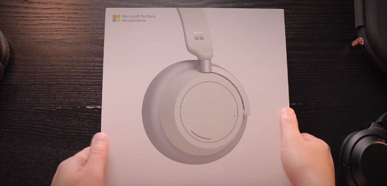 Microsoft Wireless Surface Earbuds