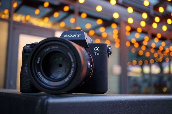 Sony Alpha A7m3 - Best Cameras For Wedding Photography
