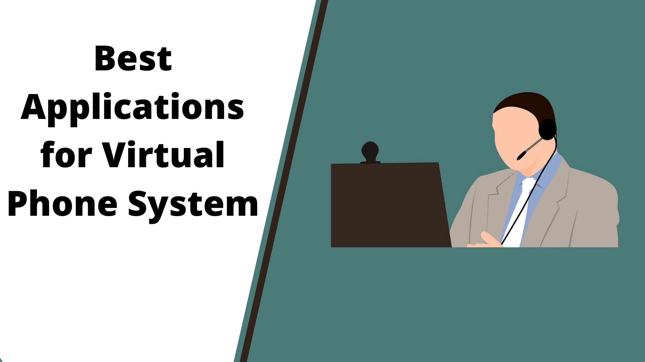 Virtual Phone System Applications